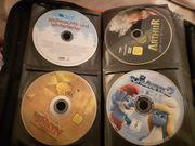 Kinder DVDs 76 Stück