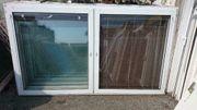 Mehrere zweiflügige Fenster 245 cm