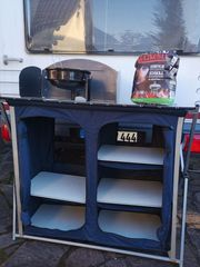 Faltbarer HYPERCAMP Campingküchenschrank