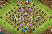 Clash of Clanslvl153 TH11 fast