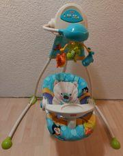 Fisher Price elektrische Babyschaukel Babywippe