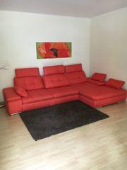 Wohnlandschaft Sofa mit Canape
