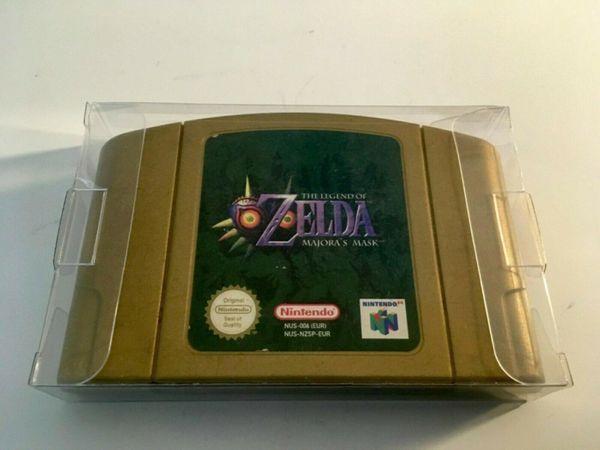 Nintendo64 Spiel Zelda Majoras Mask