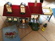 Plamobil Haus 3965 mit Einrichtung
