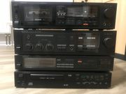 Onkyo Tape-Stereo-Anlage