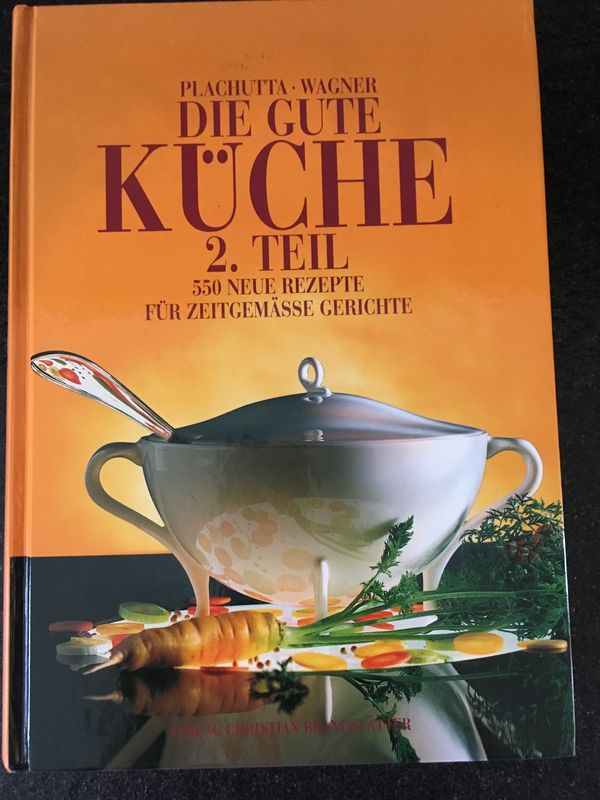 Kochbuch Plachutta - Wagner Die gute