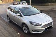 Ford Focus Titanium Turnier Start