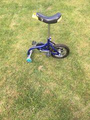 Balancebike - Einrad mit Stützrädern