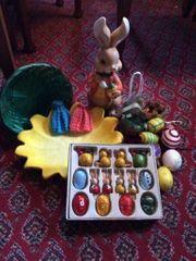 Ostern Ostersachen Bastelbuch Deko