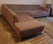 Couch L-Couch Sofa
