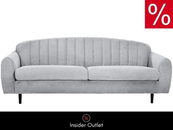 Sofa 3 Sitzer Hellgrau Skandinavisch In Koln Polster Sessel Couch Kaufen Und Verkaufen Uber Private Kleinanzeigen