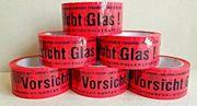 Koblenz Paketklebeband Vorsicht Glas Paketband