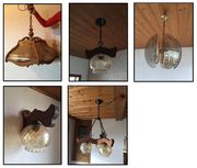 AKTION Lampenschirme Lampen rustikal