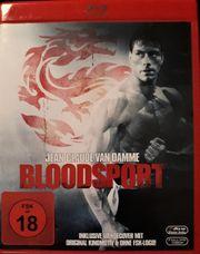 Blood Sport Van Damme Action