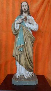 Kirchenfigur Heiligenfigur Antike Statue