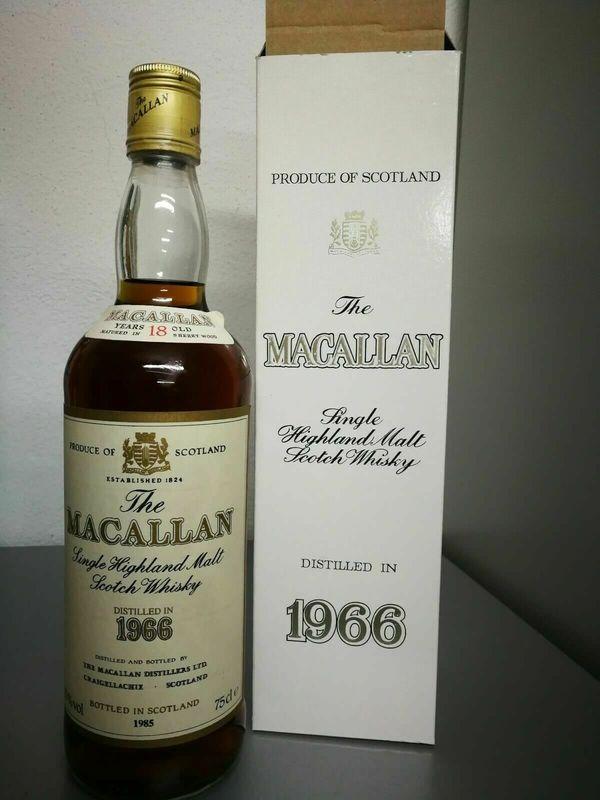 The Macallan 1966 - 18 Jahre