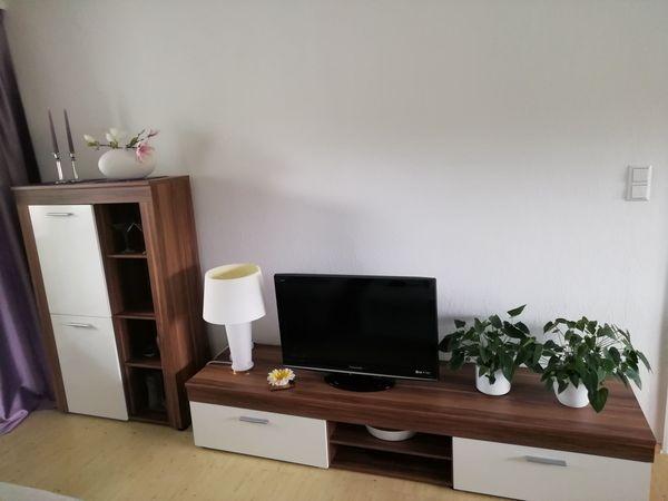 Stylisches TV-Board + Wohnzimmer-Schrankregal in Mosbach ...