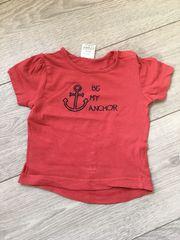 süßes T-Shirt Be My Anchor