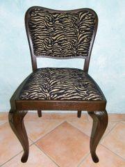 Chippendale Stuhl Sessel Barock Louis