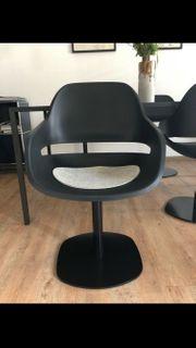 4 Stühle von Zanotta Stuhl