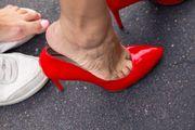 Fußverwöhnung für die Dame inkl