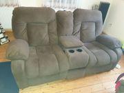 Fernsehsofa oder auch Kino Sofa