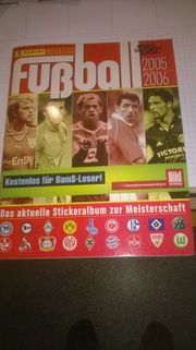 Panini Fußballbilderalbum 2005 2006