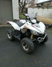 Quad 4x4 Kymco Maxxer 450i