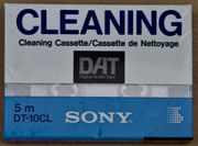 Sony DT-10 CL DAT Cleaning