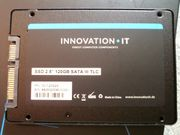 SSD 120GB - Innovation IT
