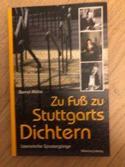 Buch Zu Fuss zu Stuttgarts