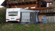 Wohnwagen Fendt Topas 495 zu