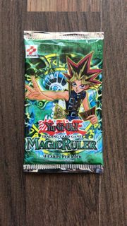 yu gi oh Magic Ruler