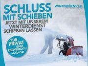 Winterdienst um Oldenburg direkt vom