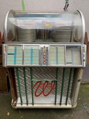 Wurlitzer 1500 A Musikbox Jukebox