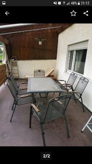 Verkaufe Balkonmöbel