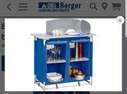Berger küchenbox 1x benutzt