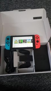 Nintendo Switch Cfw