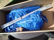 Baldachin von Ikea Kinderbett