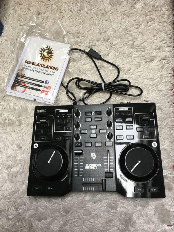 Hercules 4780730 DJ Control Instinct