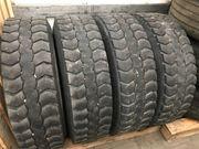 4 Stück LKW Reifen 315
