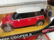 Neuer Mini Cooper S mit