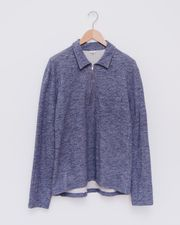 Arket Pullover Longsleeve Shirt grau