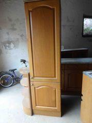 Küche Schränke Spüle Kühlschrank kein