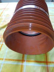 Schachtfutter Kanal KGF PVC Rohr