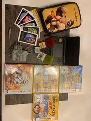Nintendo 3DS mit viel Zubehör