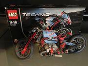 Lego Technic Motorrad 42036