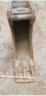 Baggerlöffel 30 cm Tb 175