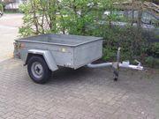 Heinemann Anhänger 600 kg ZGM