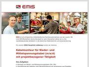 Kabelmonteur für Nieder- und Mittelspannungskabel